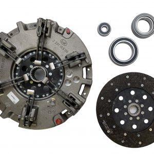 KIT COMPLET Mécanisme double, disque AV. Céramétallique, 2 butées et roulement pilote - Deutz - Ø300/280 - 21/16 Cannelures