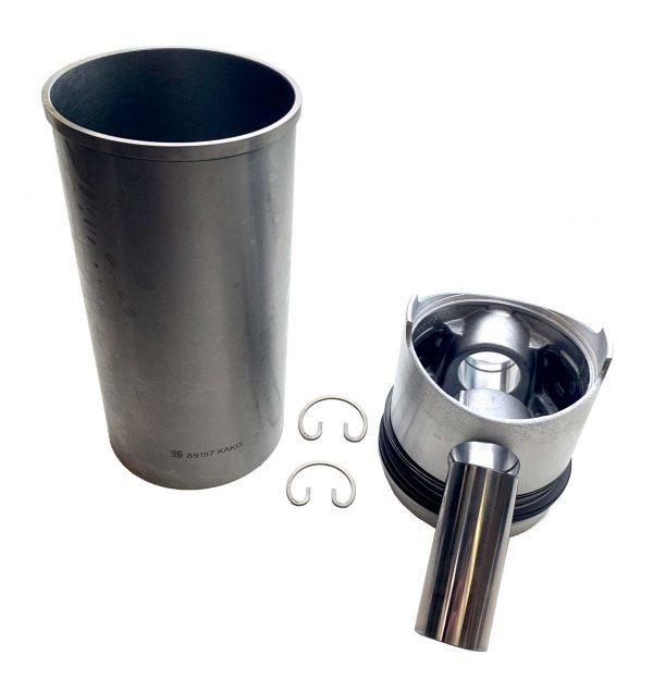 Ensemble MWM D226 - 35 Mm - Chemise Piston Segments