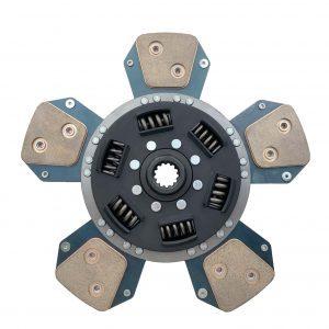 Disque d'embrayage Céramétallique Case IH - 21.5 X 25 - 13 Can.