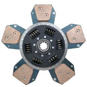 Disque d'embrayage Céramétallique Case IH - 23,4 X 28,9 - 10 Can.