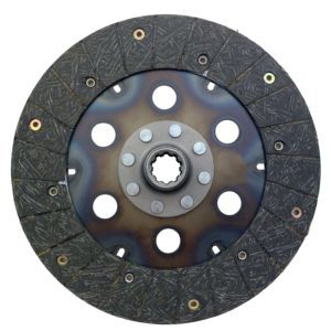 Disque d'embrayage Fiat New Holland organique - 22 X 25 - 10 Can.