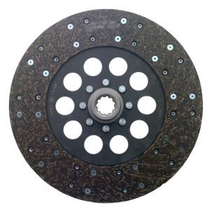 Disque d'embrayage 28 X 32 - Fiat New Holland - ⌀310 - 11 Can.