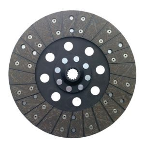 Disque d'embrayage 22 X 25,7 - Ford New Holland - ⌀280 - 15 Can.