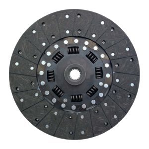 Disque d'embrayage Ford New Holland - 22 X 25,5 - ⌀280 - 15 Can.