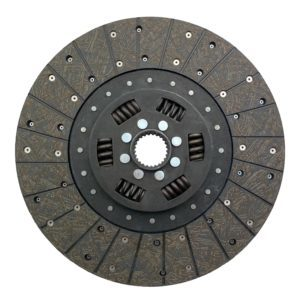 Disque d'embrayage 38 X 41,6 - Ford New Holland - ⌀330 - 25 Can.