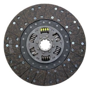 Disque d'embrayage Ford New Holland - 38 X 44,8 - ⌀330 - 10 Can.